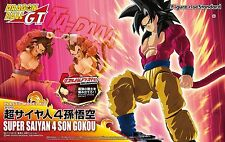 Bandai Hobby - Dragonball Z GT - Figure-Rise Super Saiyan 4 Son Goku Model Kit