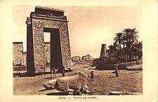 BR45163 Egypte temple de Karnak egypt