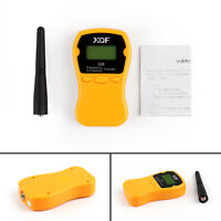 1xQ8 LCD Display Portable 1MHz-1000MHz Frequency Counter CTCSS/DCS Frequency GB