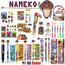 11pcs of Assorted JAPAN School Supply Stationary Surprise Gift Set : NAMEKO