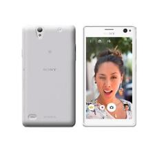 Cover per Sony Xperia C4, Xperia C4 Dual, in silicone TPU trasparente