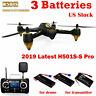 Hubsan X4 H501S S Pro Brushless Drone FPV RC Quadcopter w/1080P GPS 3Battery RTF