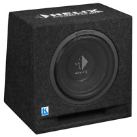 "Helix K 10E 10"" 300W RMS Subwoofer Loaded Enclosure K 10E Sub Bass"