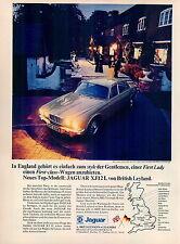 JAGUAR-xj-12-l-1973 - pubblicità con loghi pubblicità-genuineadvertising-NL-commercio di spedizione