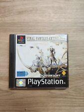 Final Fantasy Anthology - Jeu PS1