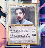 Filthy Frank Custom Pokemon Card! #1