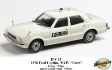 1976 FORD CORTINA MKIV SALOON ESSEX Brooklyn BIANCO 1:43