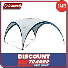 Coleman Event 14 4.2×4.2m Outdoor Gazebo, Shelter, Sunshade, Tent with Sunwall