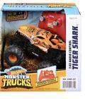 Hot Wheels Monster Trucks Radio Control Tiger Shark 1:43 New Bright | New