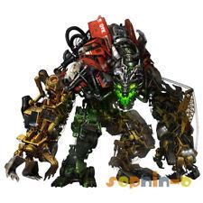 Transformed Movie Devastator Constructicons 100% Complete 7 Robot Figures KO