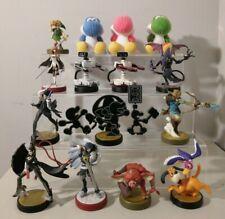 Nintendo Amiibo SUPER SMASH BROS & MORE *YOU CHOOSE* Loose Displayed Only