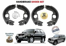 Fits Mitsubishi Pajero Sport 2.5 TD Genuine Mintex Rear Handbrake Shoe Set