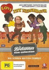 Love Thy Neighbour - The Movie: Britannia Collection NEW R4 DVD