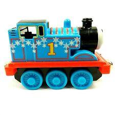 Thomas the Train & Friends WINTER FESTIVAL THOMAS Engine #1 Die Cast Metal Toy