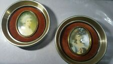 Cameo hanging pictures ( 2 ) MARIA COSWAY AND LADY SHEFFIELD (CAMEO CREATIONS)