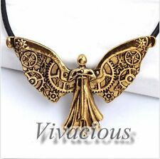 The Mortal Instruments City Bone Infernal Devices Tessa Clockwork Angel Necklace