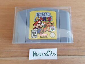 Paper Mario   PAL Version - Nintendo 64 / N64