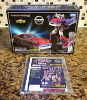 Transformers Takara Tomy Masterpiece MP-19+ Smokescreen **BOX AND INSERT ONLY**