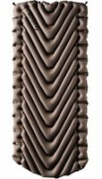 Klymit Static V Luxe Stone Grey Luxury Sleeping Travel Pad, BRAND NEW