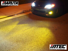 MTEC MARUTA 2700K JDM YELLOW LED H11 FOG LIGHT - SUBARU XV CROSSTREK 2015