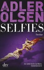 Selfies / Carl Mørck - Sonderdezernat Q Bd.7 von Jussi Adler-Olsen (2017, Gebund