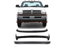 Replacement Front Bumper Combo For 1994-2001 Dodge Ram 1500 2500 3500 Brand New
