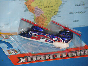 MATCHBOX MBX SKY BUSTERS ARCTIC TRANSPORTER HELICOPTER 60th ANNIVERSARY *VHTF*