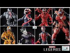 """Venom Marvel Legends WAVE 1 VENOMPOOL BAF 6"""" Action Figures- CARNAGE   VENOM *PO"""