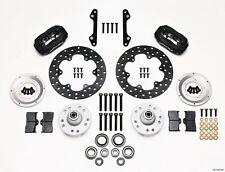 Wilwood Dynalite Front Drag Brake Kit Fits Malibu,Chevelle,Camaro,140-1019-BD !