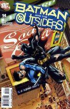 BATMAN AND THE OUTSIDERS # 14 DC COMICS 2007 NEW UNREAD VF+ / NM