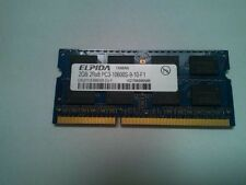 RAM 2GB DDR3 Elpida 2Rx8 PC3-10600S-09-10-F1 USATA