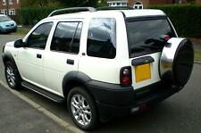 Landrover DIscovery Freelander Fits TD Steel wheel cover spare tyre wheelcover