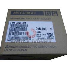 New Mitsubishi Melsec Fx1N-40Mt-001 Programmable Logic Controller Module Plc New