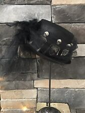 *NEW* Bethany Lowe HALLOWEEN Skeleton Riding Hat COSTUME PROP DECOR