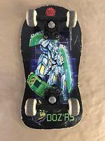 """Nash Boards Skateboard Doz'rs 18"""" Vintage 2000 Doz'rs J8"""
