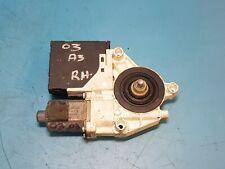 2003 Audi A3 8P0959801E Right Side Window Regulator Motor