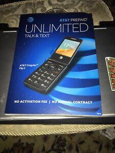 AT&T Prepaid Unlimited Talk And Text Flip 2