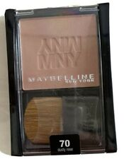 Maybelline Expert Wear Blush-Dusty Rose #70-SEALED with some scratches+ freebies
