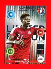 EURO FRANCE 2016 - Adrenalyn Panini - Card Limited Edition - ALABA - OSTERREICH
