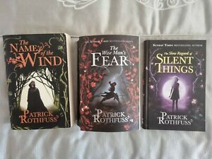 Patrick Rothfuss Books