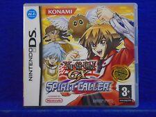 *ds YU-GI-OH GX Spirit Caller (NI) YUGIOH Lite DSi 3DS Nintendo PAL REGION FREE