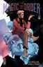 MAGIC ORDER #3 BIG BANG COMICS STORE EXCLUSIVE VARIANT BY BEN OLIVER!!!