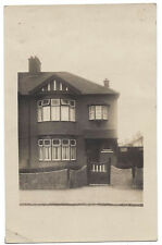 SOUTH WOODFORD 47 Bressey Grove, London, RP Postcard, Unused