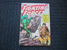 Our Fighting Forces #1 - 1954 Grandenitti cover
