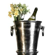 Champagne Ice Bucket Epernay French Alfred Gratien Heavy Casting