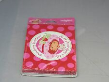 Vintage Strawberry Shortcake 2005  party invitations