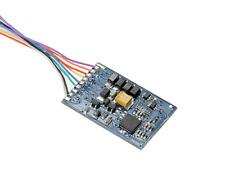 ESU 53611 LokPilot Standard DCC, 8 plug NEM652, 4 amplified outputs