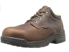 Timberland PRO Men's Titan Oxford Soft Toe Work Shoe Brown 11 M