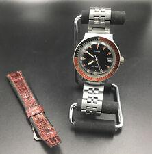 Vintage TIMEX COKE BEZEL Men's DIVERS WATCH Matching Band & Bracelet