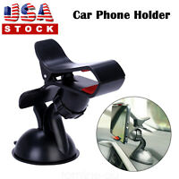Universal Car 360° Windshield Mount Holder for Cell Phone GPS iPhone Samsung